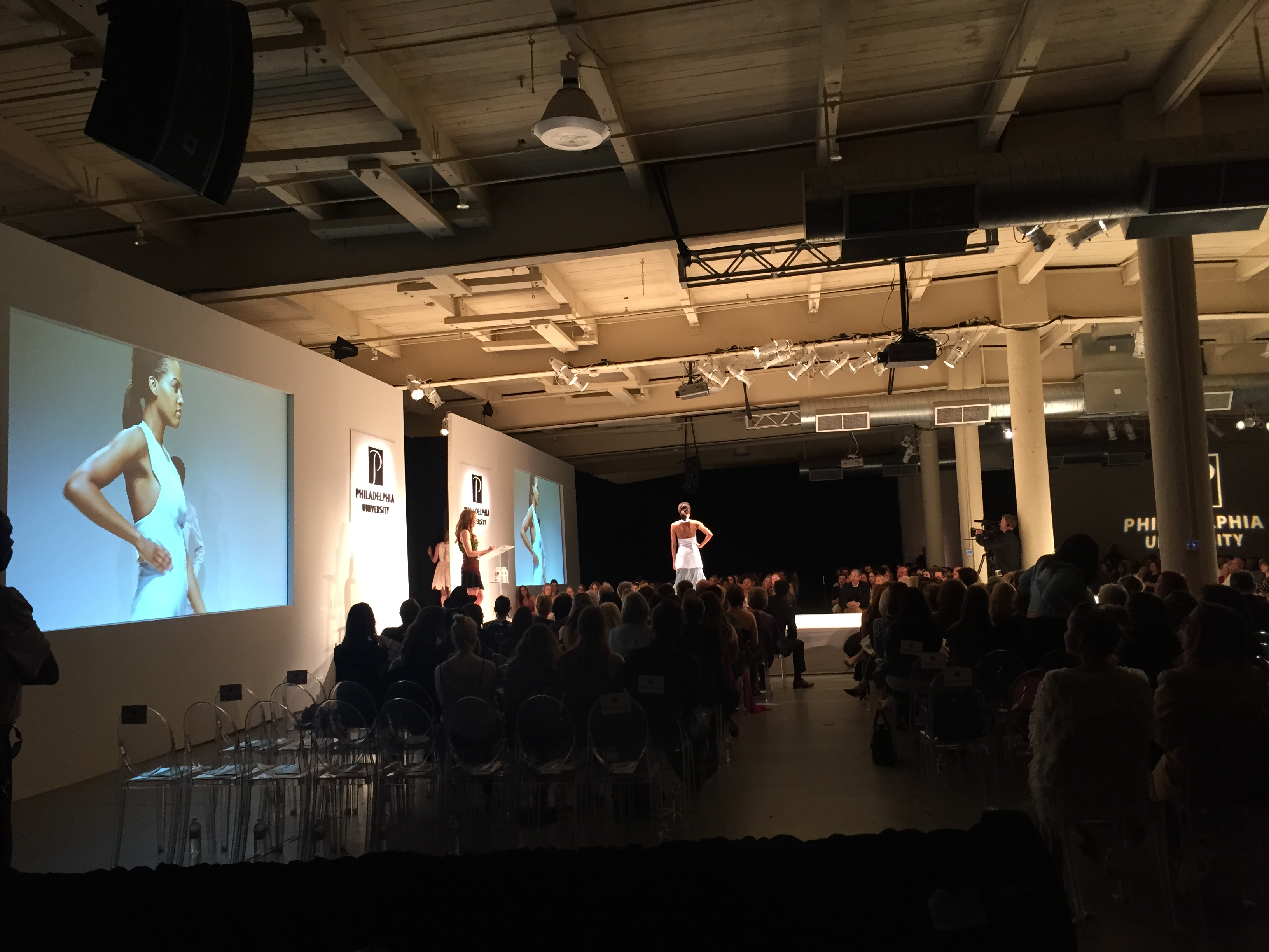 Style Reigns At Another Philadelphia University Fashion Show Evantine Design Weddings And