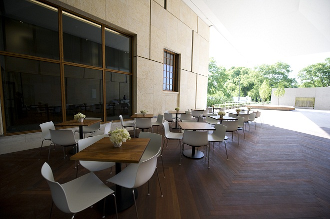 Outdoor Event Spaces Philadelphia The Barnes Museum