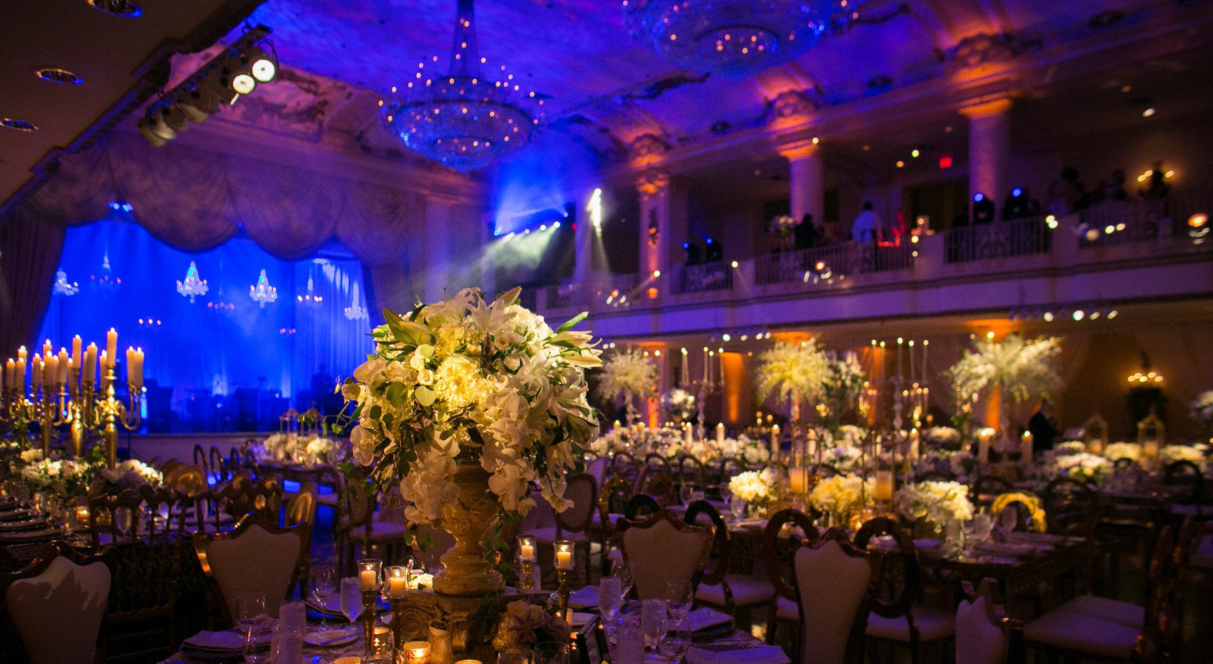 Philadelphia Weddings at the Bellevue Evantine Design Event Designers Robert Canada Wedding Planner Jana Bannon