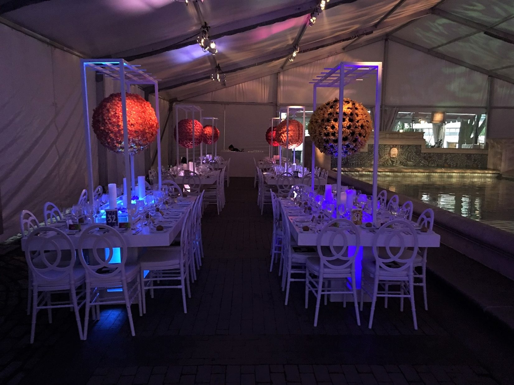 ball on the square rittenhouse park evantine design philadelphia party planners