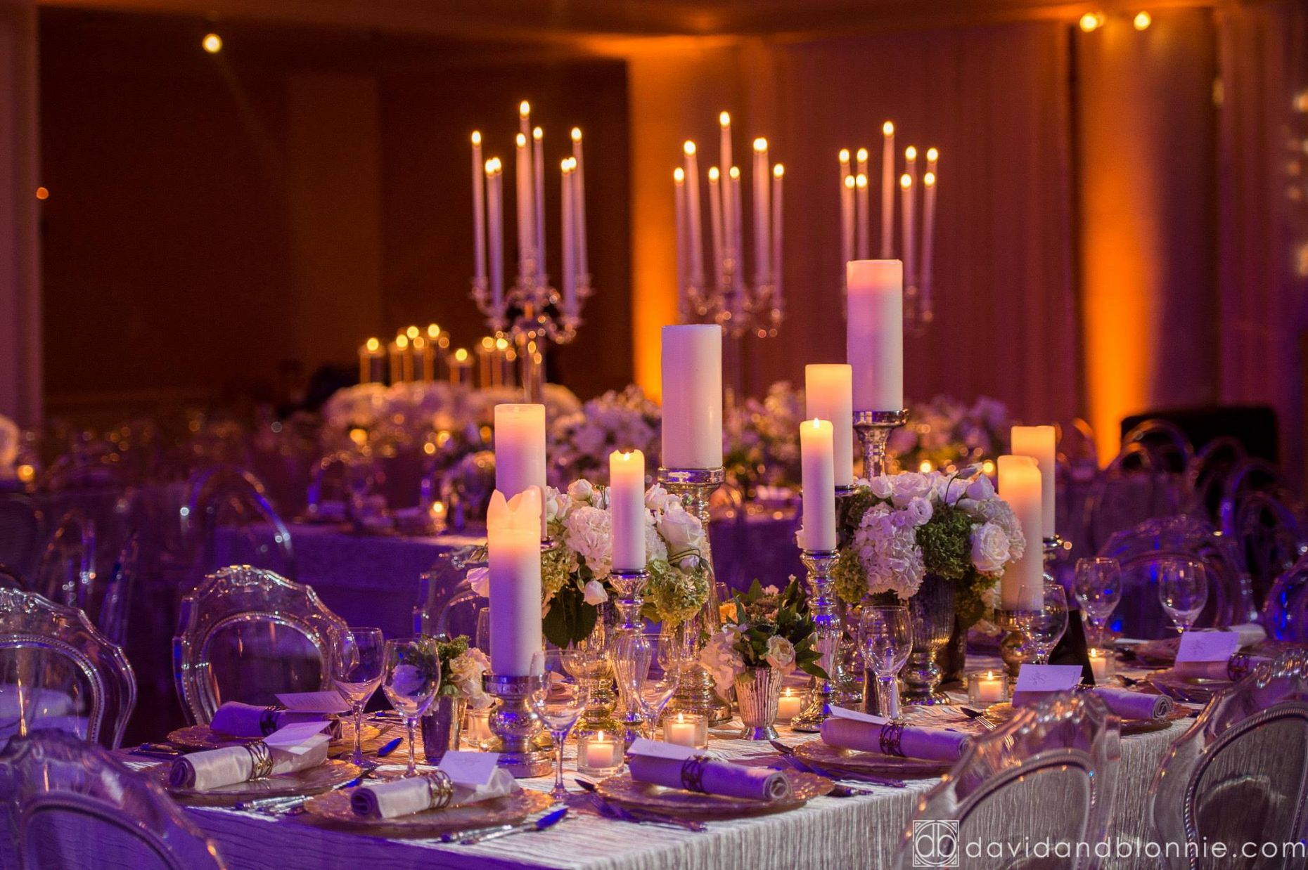 jewish wedding at hyatt at the bellevue evantine design